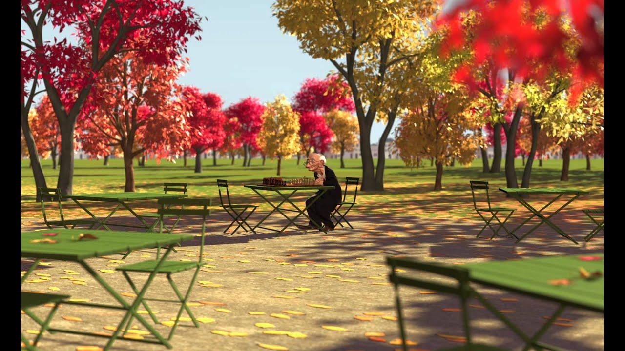 Geri's Game - Trailer