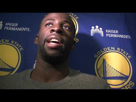 Draymond Green used remarks about Warriors defense as motivation