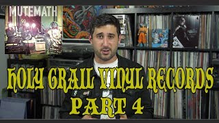 Holy Grail Records Part 4 - MOST WANTED Rare Vinyl!