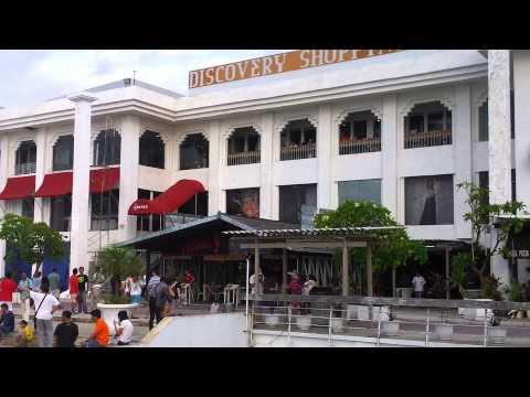 Discovery Shopping Mall, Kuta, Bali on March 14, 2015