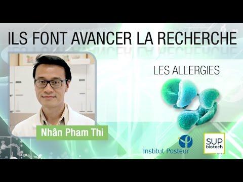 allergies cosm�tiques institut pasteur - s06e04 - les allergies allergies - nhân-pham thi