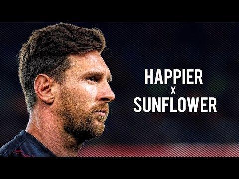 Lionel Messi ► HAPPIER Vs SUNFLOWER ● Skills & Goals 2019 | HD