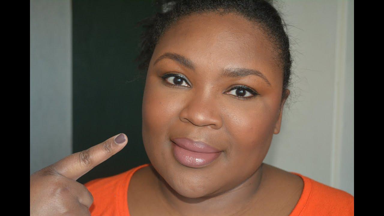 Verrassend Make-Up   Donkere Huid   Dagelijke Look - YouTube KX-04