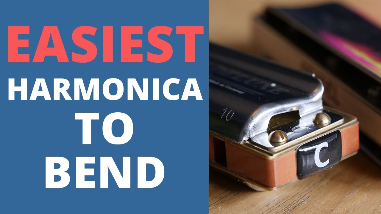 Download EASIEST Harmonica to Bend
