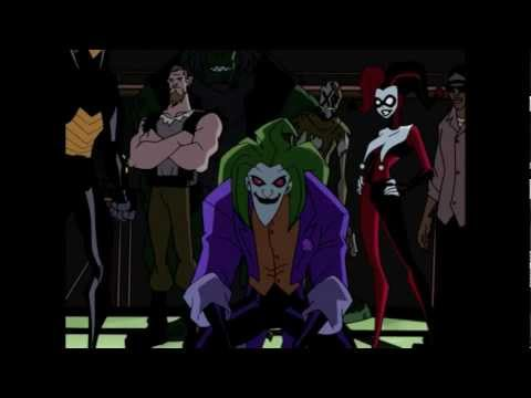 Batman & Robin Vs Gotham's Most Wanted