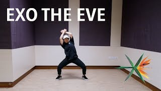 Video EXO 전야 (前夜) (The Eve) Dance Cover Practice [Charissahoo] download MP3, 3GP, MP4, WEBM, AVI, FLV Januari 2018