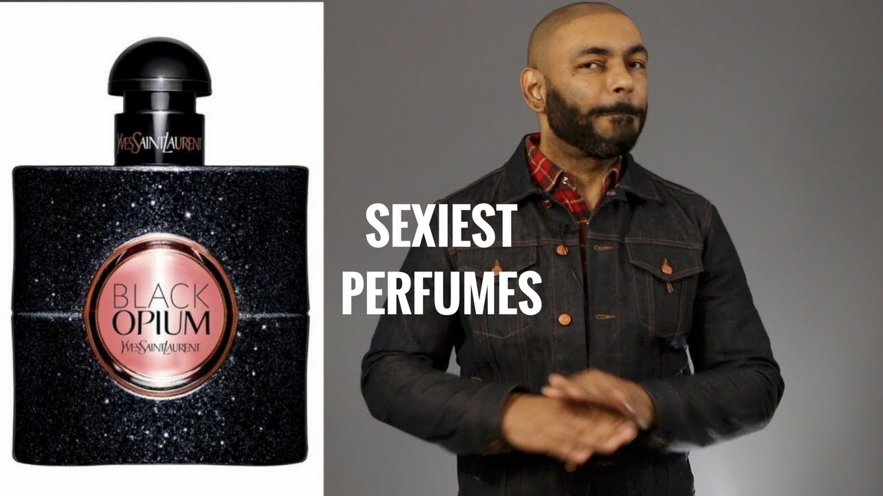 Sexiest perfume in the world