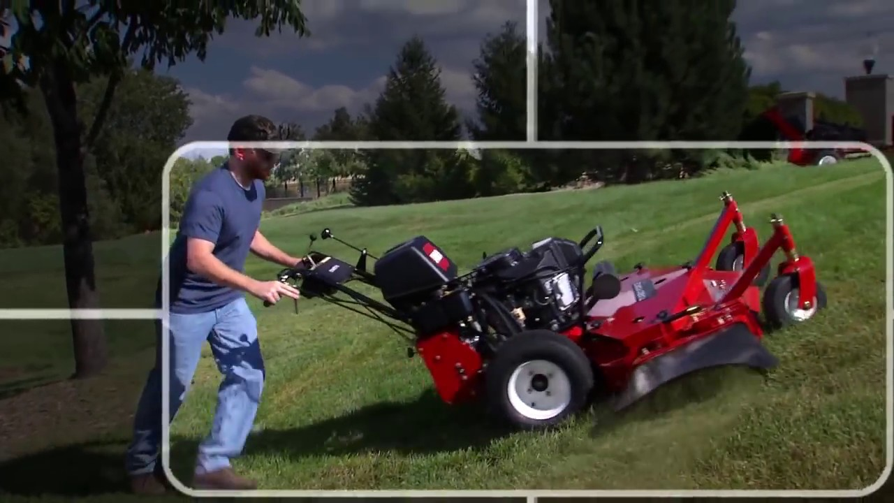 Compare Mid Sized Lawn Mowers Toro