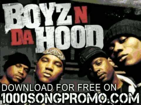 boyz n da hood  No Talkin  Boyz N Da Hood