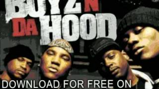 Watch Boyz N Da Hood No Talkin video