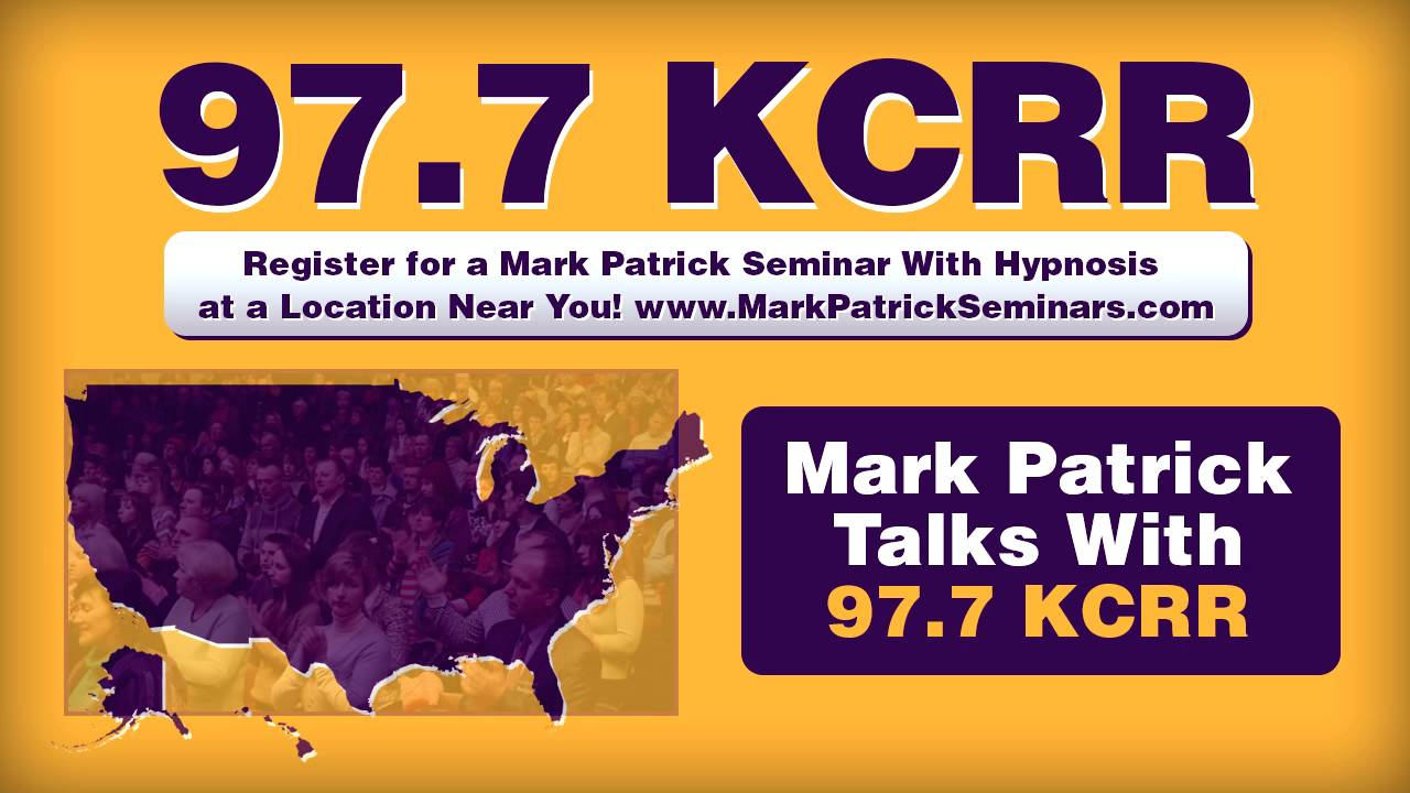 Waterloo, IA - 97 7 KCRR - Interview With Mark Patrick