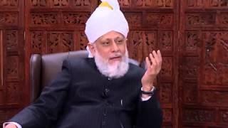 Le Calife de l'islam répond aux jeunes musulmanes dédiées - Communauté Islamique Ahmadiyya