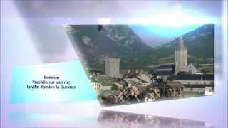 Découvrez le patrimoine d'Embrun avec l'hôtel Les Peupliers