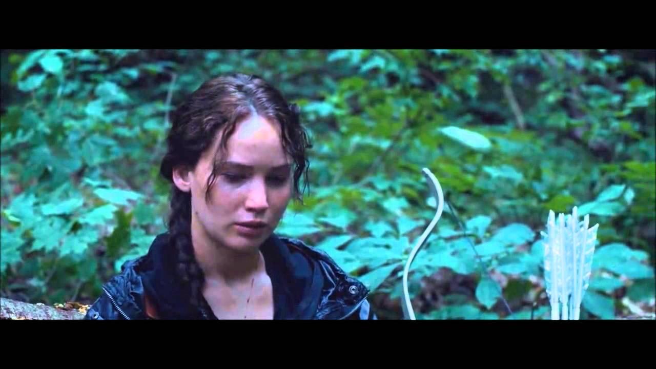 Top Peeta And Katniss Moments Youtube