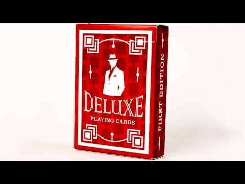 Deluxe Playing Cards - Magicland.se
