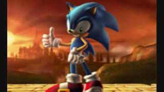Sonic-You Spin Me Round (Rock Version)