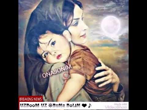 Ох мама джан вот такая доля узбекский вариант очень красиво ох она жон