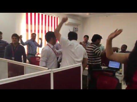 Working @ Hire Indians Infotech Pvt Ltd