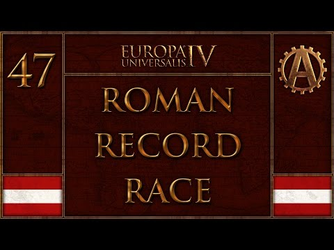 EUIV The Holy Roman Record Race 47