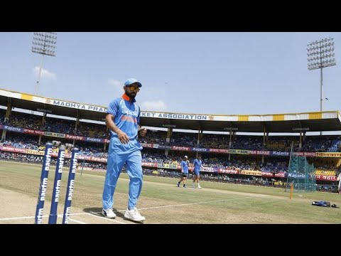 Holkar Stadium Indore 2018