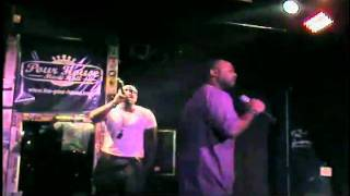 Part 2 of Muscle and Blak's performance at the Pour House in Raleig...