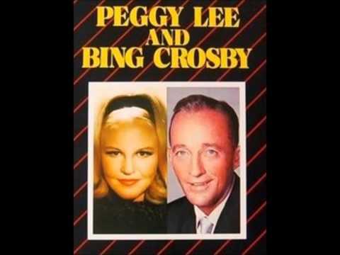 Bing Crosby & Peggy Lee   Exactly Like You