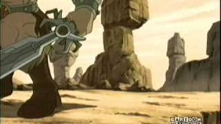 Masters of the Universe - He-Man Kenzai (Karas Kenzai/鴉 顕在)