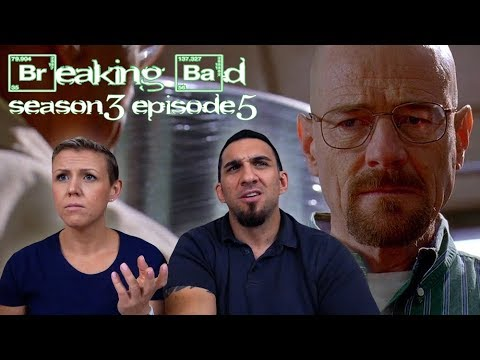 Breaking Bad Season 3 Episode 5 'Mas' REACTION!!