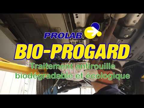 Prolab antirouille Bio Progard 30 sec FR