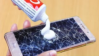 5 USEFUL TOOTHPASTE AND TOOTHBRUSH LIFE HACKS