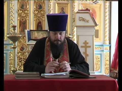 Православные беседы.О пьянстве и самоубийствах. avi