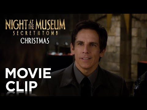 "Night At the Museum: Secret of the Tomb | ""The Gift"" Clip 