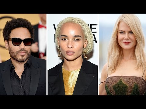 Zoe Kravitz Opens Up About Living With Nicole Kidman and Dad Lenny Kravitz When They Were Engaged