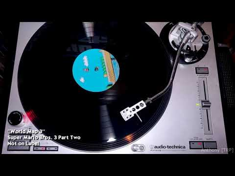Repeat The Legend of Zelda: Side B | Vinyl Rip (Moonshake