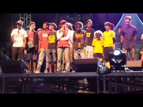 Radio Plus (Mauritius radio) - M FACTOR 2012