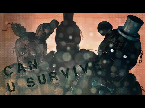 {FNAF SFM} *Can you Survive?* by Rezyon