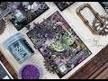 Mixed-media ATC series for Mixed Media place shop