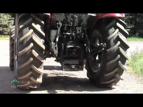 Iron Talk #699 - Tire Pressure & Tractor Weight (Air Date 8/28/11)