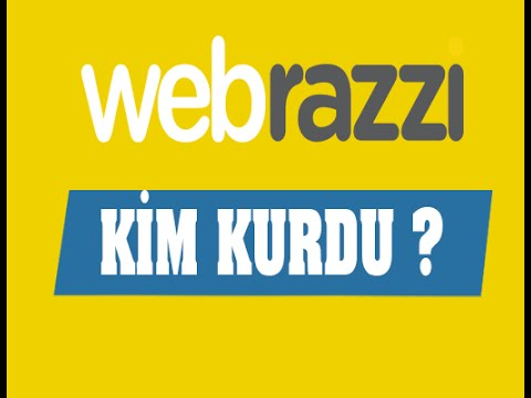Webrazzi'yi Kim Kurdu ?