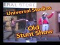 Old WESTERN STUNT SHOW Universal Studios Hollywood Late 80's Full Show