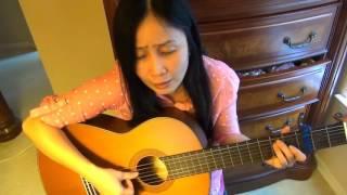 Bóng nhỏ đường chiều (Guitar cover) - T.Truc