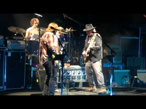 "Neil Young + Promise of the Real ""Down By The River"" Red Rocks 2015-07-09"