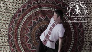 Thai Yoga - Lersi DutTon: The Thai Hermit's Exercise 16