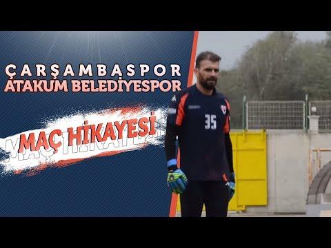 Çarşambaspor-Atakum Belediyespor maç hikayesi...