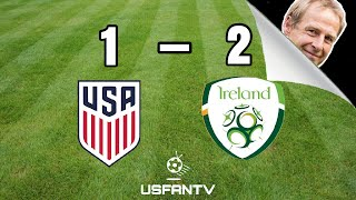 USfanTV LIVE: USA v IRE recap, did Klinsmann kill our WC dreams?