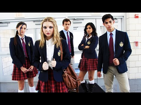 Bad Kids of Crestview Academy Official Trailer  2017  - Gina Gershon Comedy Movie 4K Ultra HD Poster