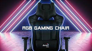 aerocool AC120 Air RGB Gaming Chair - First Impressions & Overview
