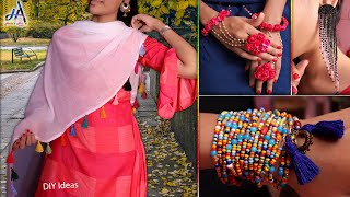 WOW !!!Very Easy DIY Clothes & Jewelry Ideas For Ladies