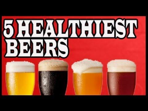 Top 5 Healthiest Beers for Smart Drinkers
