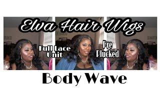 Elva Hair Wigs Quick Review